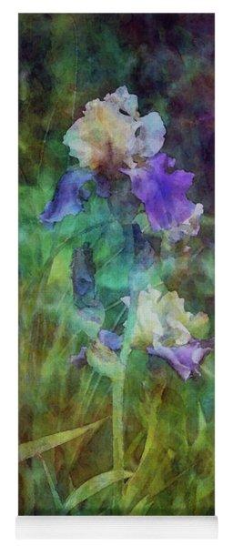 Irises 6618 Idp_3 Yoga Mat