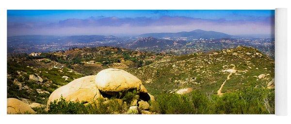 Iron Mountain View Yoga Mat