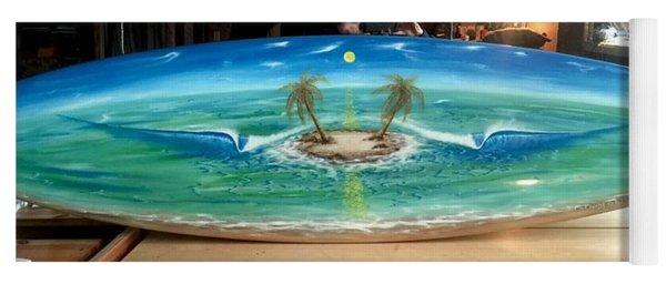 Island Dream  Yoga Mat