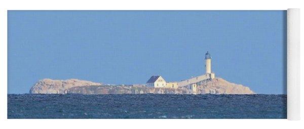 Isle Of Shoals Lighthouse Yoga Mat