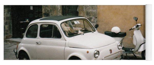 Italian Classic Commute  Yoga Mat