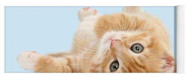 It's Sunday, I'm Feeling Lazy Yoga Mat