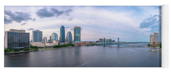 Jacksonville Panorama Yoga Mat