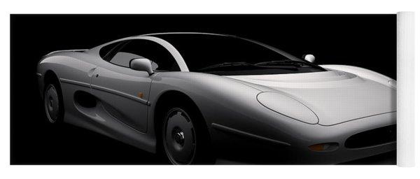 Jaguar Xj220 Yoga Mat
