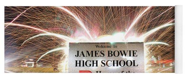 James Bowie High School Yoga Mat