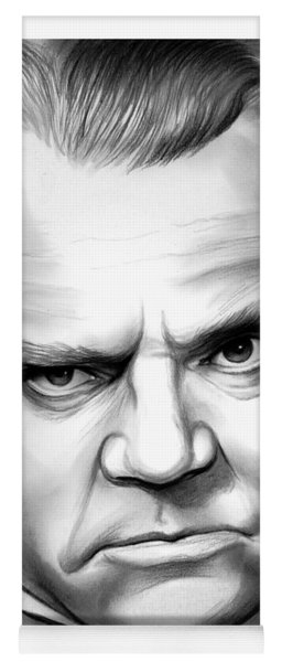 James Cagney Yoga Mat