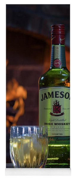 Jameson By The Fire Yoga Mat