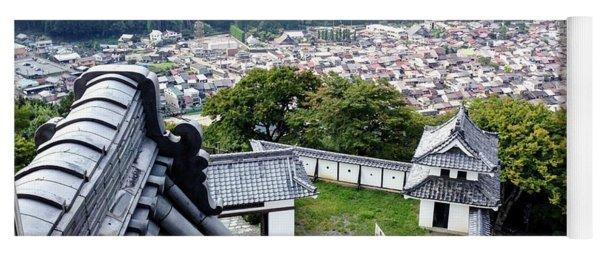Japan - Gujyo Hachiman Castle 2 Yoga Mat