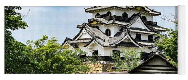 Japan - Hikone Castle Yoga Mat