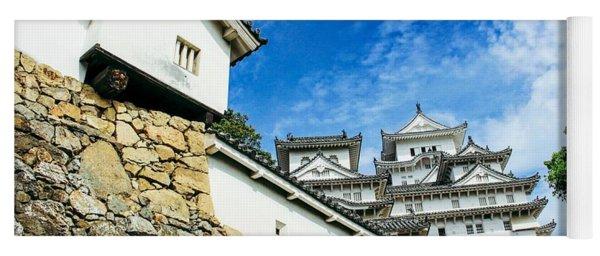 Japan - Himeji Castle Yoga Mat