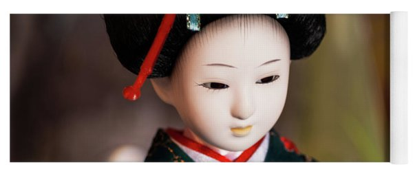 Japanese Doll Yoga Mat