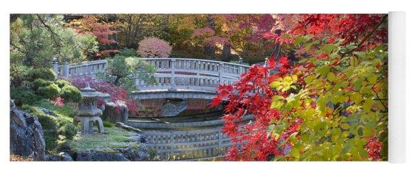 Japanese Gardens Yoga Mat