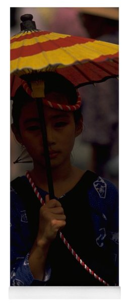 Photograph - Japanese Girl by Travel Pics