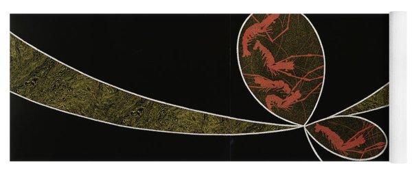Japanese Modern Interior Art #170 Yoga Mat
