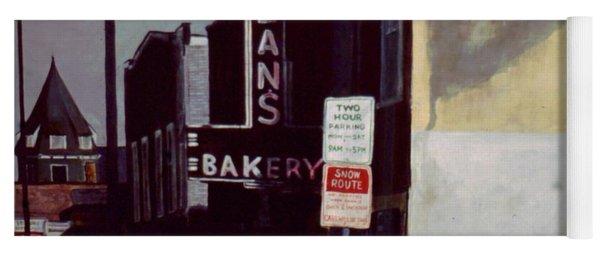 Jean's Bakery Yoga Mat