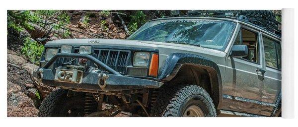 Jeep Cherokee Yoga Mat