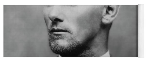 Jesse James -- American Outlaw Yoga Mat