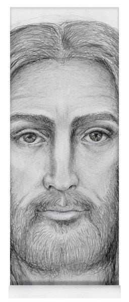 Jesus Christ Yoga Mat