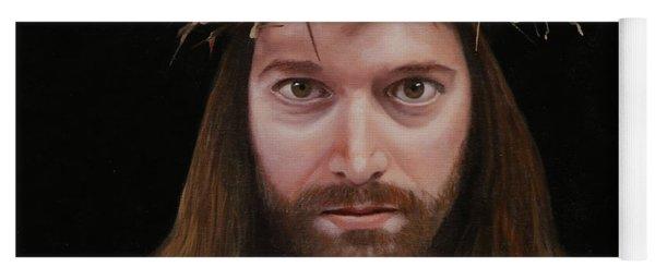 Jesus Yoga Mat