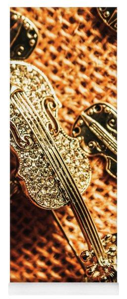 Jewellery Concerto Yoga Mat