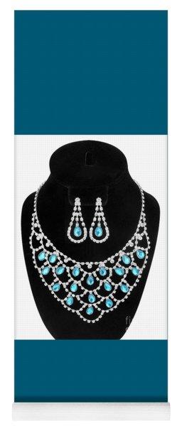 Jewelry 1 Yoga Mat