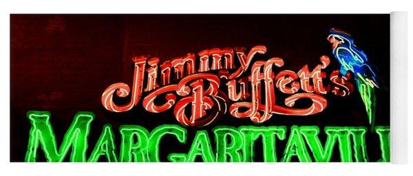 Jimmy Buffett's Margaritaville Yoga Mat