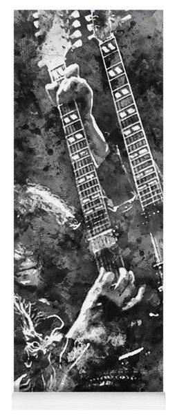 Jimmy Page - 02 Yoga Mat