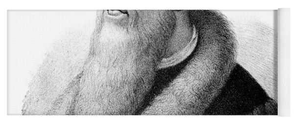 John Calvin Yoga Mat