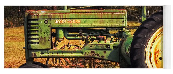 John Deere Retired Yoga Mat