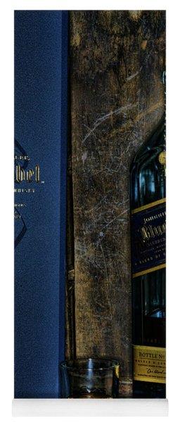 Johnny Walker Blue Label Whisky  Yoga Mat