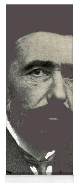 Joseph Conrad George Charles Beresford Photo 1904-2015 Yoga Mat