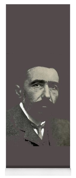 Joseph Conrad George Charles Beresford Photo 1904-2015 Yoga Mat