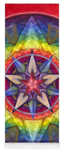 Joy Mandala Yoga Mat