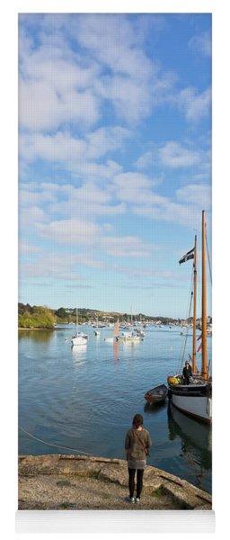Jubilee Wharf Penryn River  Yoga Mat