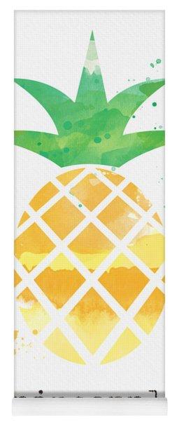 Juicy Pineapple Yoga Mat