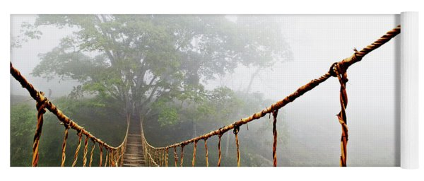 Jungle Journey Yoga Mat