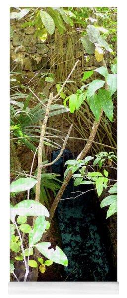 Jungle Stream Yoga Mat
