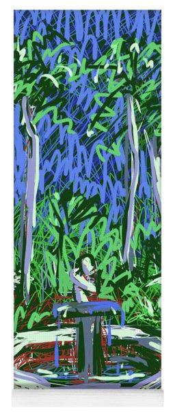 Jungles Of Palm Beach Yoga Mat