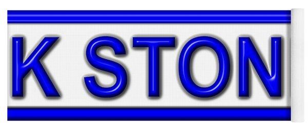 K Stone Yoga Mat