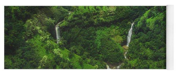 Kahili Falls Aerial Yoga Mat