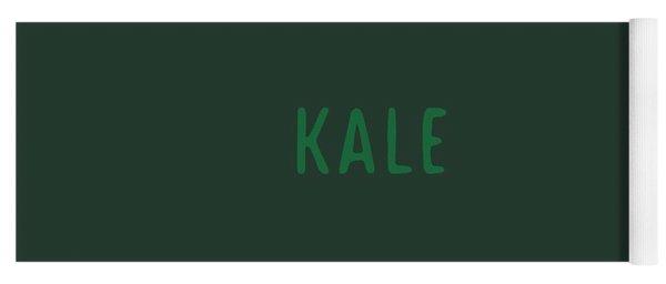 Kale Yoga Mat