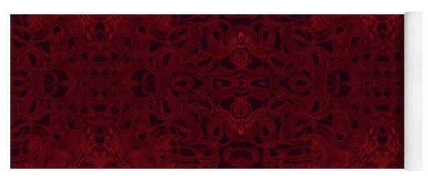 Kaleid Abstract Reverence Yoga Mat