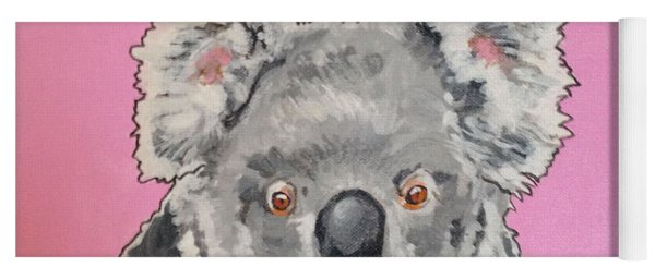 Kalman The Koala Yoga Mat