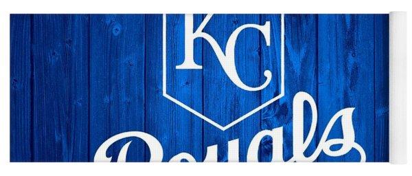 Kansas City Royals Barn Door Yoga Mat