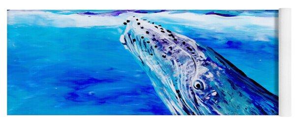 Kauai Humpback Whale Yoga Mat