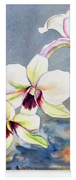 Kauai Orchid Festival Yoga Mat