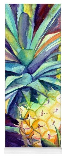 Kauai Pineapple 4 Yoga Mat