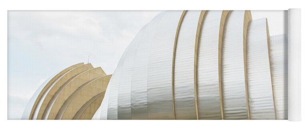 Kauffman Center Performing Arts Yoga Mat