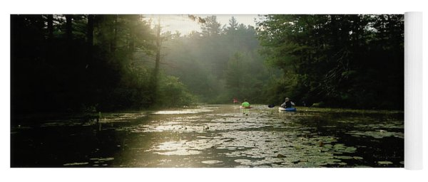 Kayaking Yoga Mat