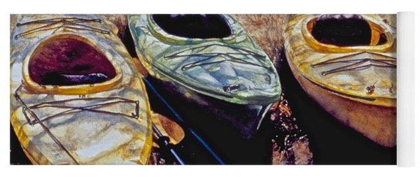 Kayaks Yoga Mat